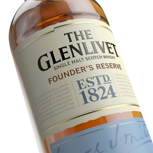 The Glenlivet_Founders Reserve_close_up